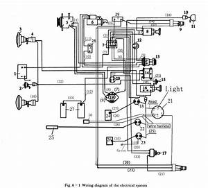 Farmall Tractor Wiring Diagram Schematic