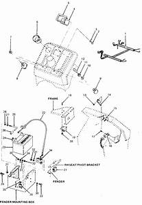 I Need A Wiring Diagram For My Cub Cadet Model 1225 Note Motor Runs Fine But Cutting Blades Do