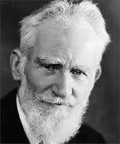 Image result for images g.b. shaw