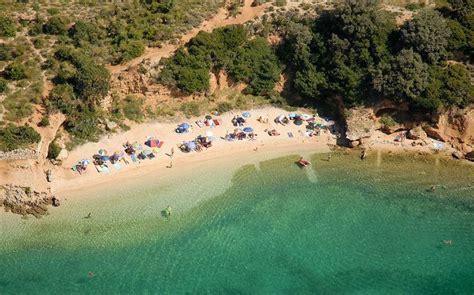 Strandt, Kvarner, Kroatien