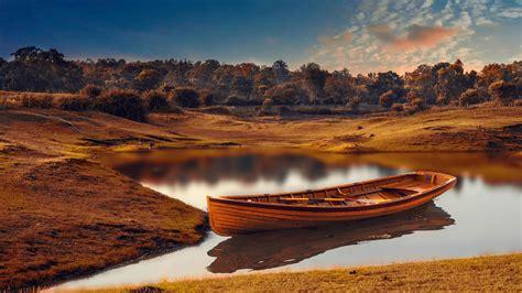 Boat Salon Definition by Imagem Para Relaxar Canoa No Lago Papel De Parede Gr 225 Tis