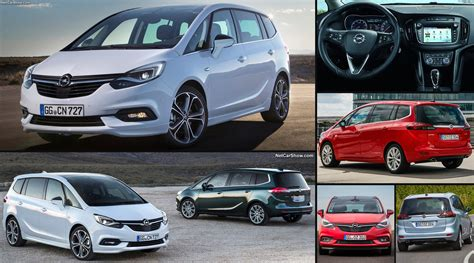 opel zafira  pictures information specs