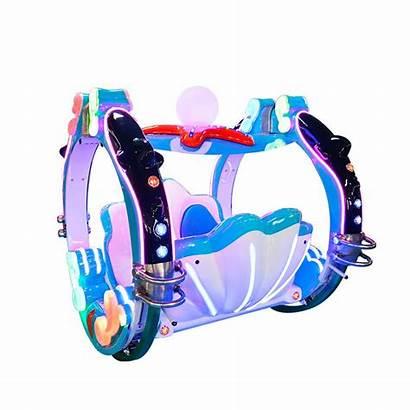 Ride Kiddie Degree Happy Amusement Park Playground