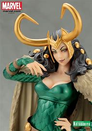Lady Loki Marvel Comics
