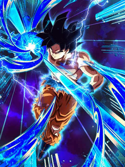taste   power gokuultra instinct sign db