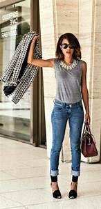 Tenue A La Mode : les 25 meilleures id es de la cat gorie tenue classe femme ~ Melissatoandfro.com Idées de Décoration