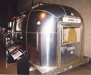 Airstream NASA Isolation - Pics about space