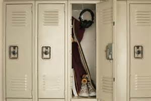 Open School Locker