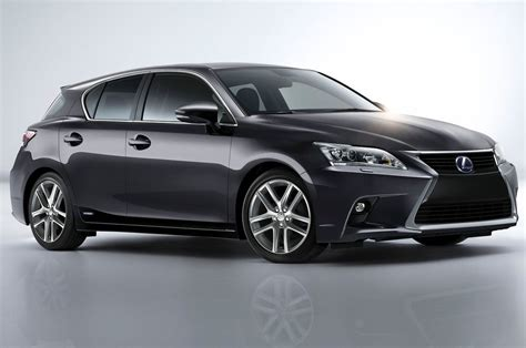 Refreshed 2014 Lexus Ct 200h Priced At ,960