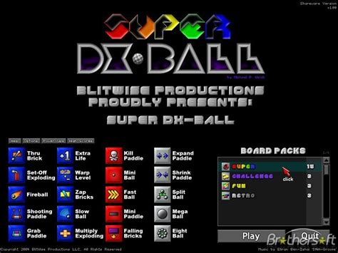 super dx ball  mac