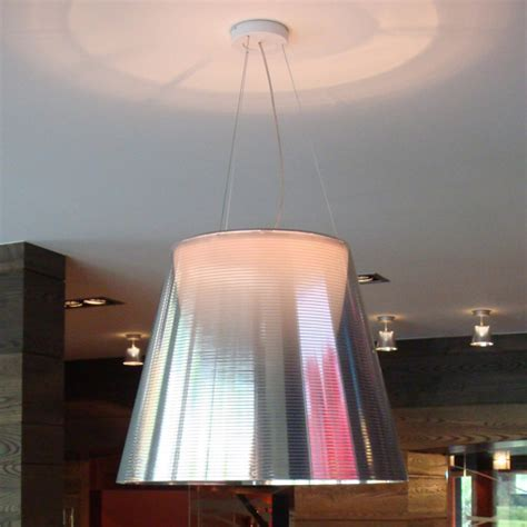 "Flos Ktribe S3   21.6""DIA Large Starck Suspension Light"