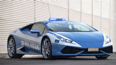 police lamborghini huracan lamborghini huracán has joined italy 39 s police force fortune