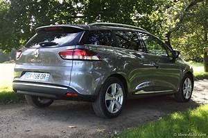 Renault Clio Estate Intens : essai renault clio 4 estate dci 90 edc intens ~ Gottalentnigeria.com Avis de Voitures