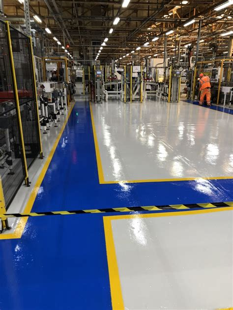Floor Coating Uk by Blocksil Floor Coatings
