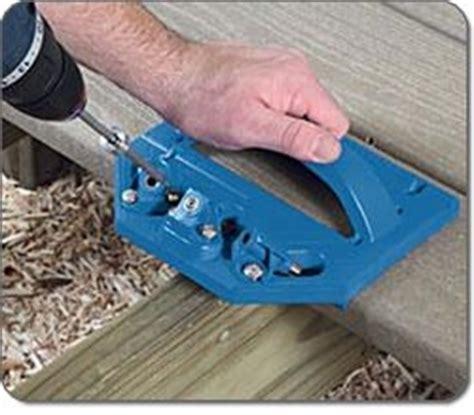 Kreg Deck Screws Home Depot by Kreg Kjdecksys Deck Jig Lowes Home Depot