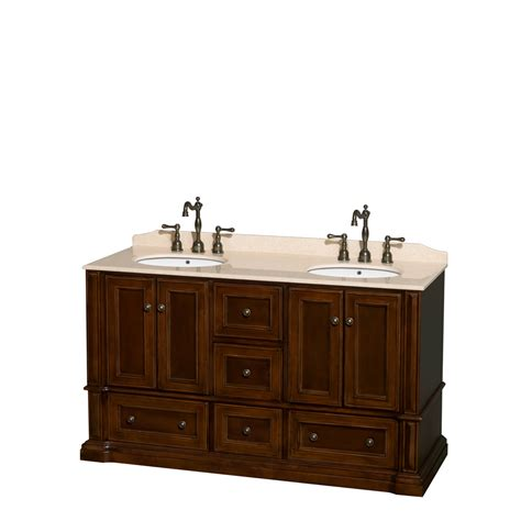 Modern Bathroom Vanities 500 by Rochester 60 Quot Bathroom Vanity By Wyndham Collection
