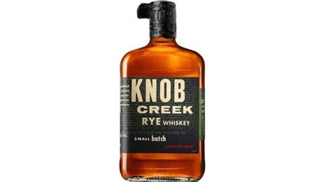 knob creek rye budget whiskey 6 best budget ryes 30 drink