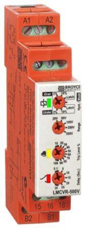 Lmccr Vac Broyce Control Current Monitoring