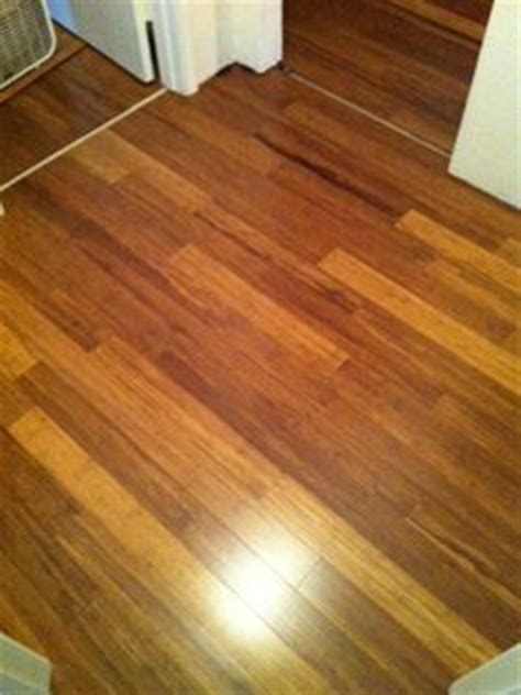 My flooring color match on Pinterest   Bamboo Floor