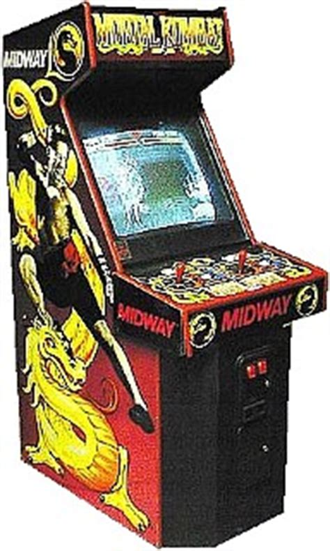 mortal kombat videogame by midway games