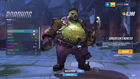 halloween terror  skins   legendary skins