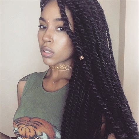 Hairstyles With Marley Twists by Marley Twists The Ultimate Guide To Summer Braids For