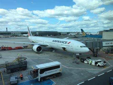 Avis du vol Air France Mexico City → Paris en Economique
