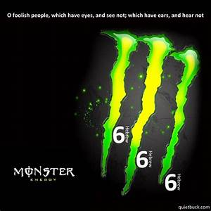 Monster 666 | Quiet Buck