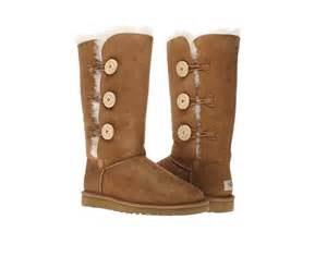 ugg bailey button triplet sale womens wearing ugg bailey button triplet shoes mod