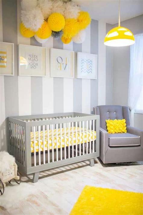 chambre bébé unisex 40 habitaciones de bebé e ideas de decoración modernas
