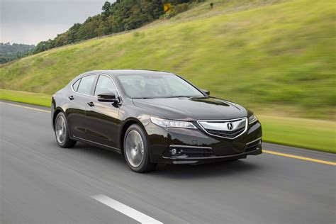 acura tlx  sh awd  week review automobile