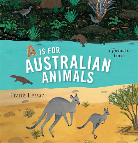 kids book review winners australian animals picture book