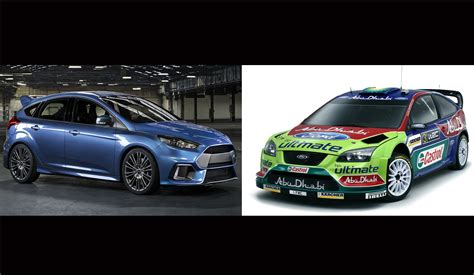 ford focus rs  ford focus wrc pictures