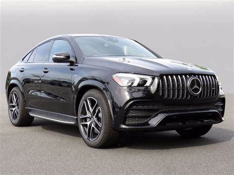 The fastback profile of the gle53 coupe costs more and swallows less stuff than its suv sibling. New 2021 Mercedes-Benz GLE AMG® GLE 53 Coupe AWD 4MATIC®