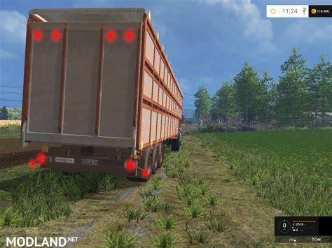 Llight Farms Ls by Tsl Livestock Trailer Light Mod Revision Mod For Farming