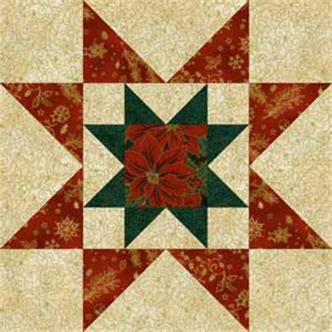 rising star   quilt block pattern