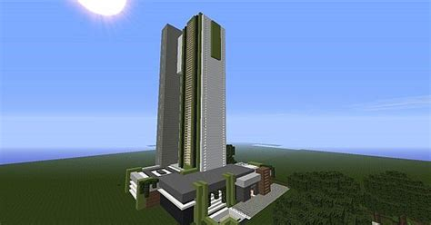 Moderne Immeuble 1 Minecraft Project