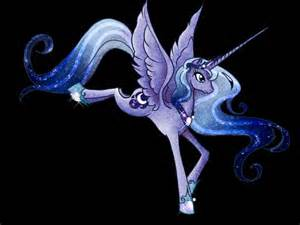 Princess Luna Moon Cutie Mark