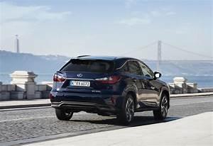 Toyota Hybride 7 Places : lexus rx 450h une version 7 places l horizon 2018 ~ Medecine-chirurgie-esthetiques.com Avis de Voitures