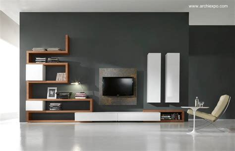 el mueble moderno de interior arquitectura de casas
