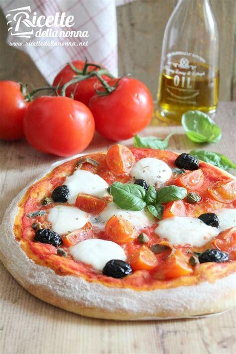 Dosi Per Pizza Fatta In Casa by Impasto Per La Pizza Fatta In Casa Ricette Della Nonna