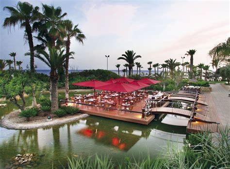 le meridien spa resort hotel larnaca cyprus