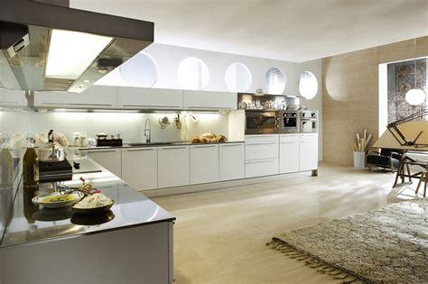 kitchen designs for l shaped rooms espacio en blanco m 225 s de 100 ideas para cocinas minimalistas 9345