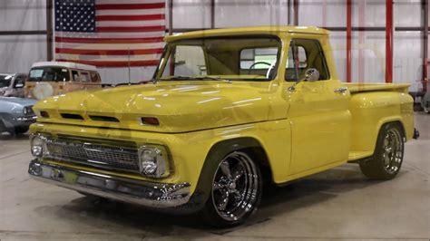Chevy Pickup Yellow Youtube