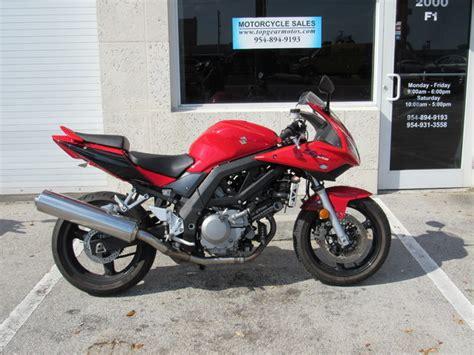Suzuki Sv650s For Sale by Suzuki Sv650s Motorcycles For Sale In Florida