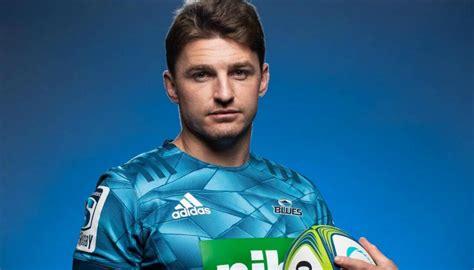 super rugby  beauden barrett   blues debut