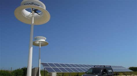 Самые удивительные проекты ветрогенераторов в мире часть 1