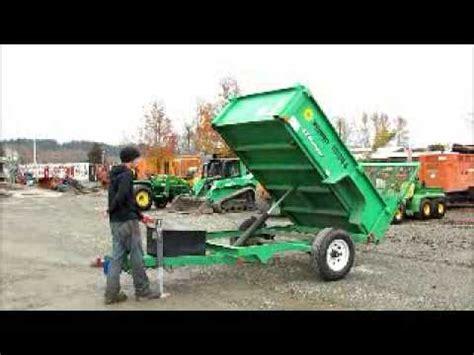 Car Dump Yard by Sold 2006 Ez Dumper Ez508ww Single Axle Dump Trailer R