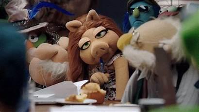 Piggy Muppets Miss Kermit Pig Sorry Frog
