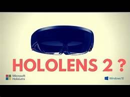 Microsoft Teases Second Gen HoloLens…